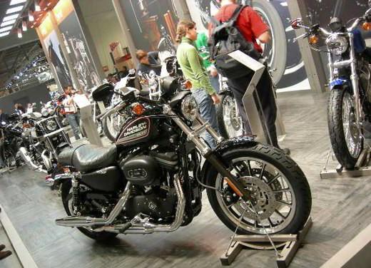Harley Davidson all'EICMA 2007 - Foto 3 di 13