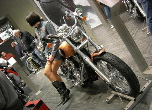 Harley Davidson all'EICMA 2007 - Foto 4 di 13