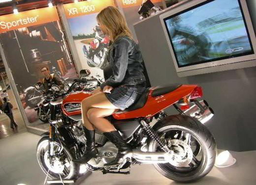 Harley Davidson all'EICMA 2007 - Foto 5 di 13