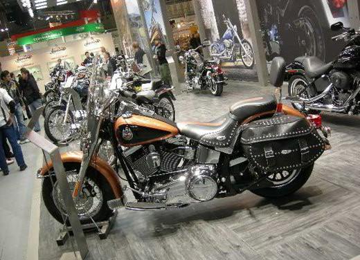 Harley Davidson all'EICMA 2007 - Foto 6 di 13