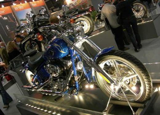 Harley Davidson all'EICMA 2007 - Foto 7 di 13