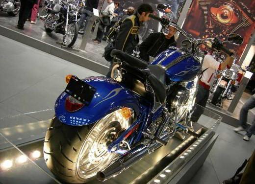 Harley Davidson all'EICMA 2007 - Foto 8 di 13