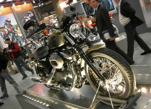 Harley Davidson all'EICMA 2007 - Foto 9 di 13