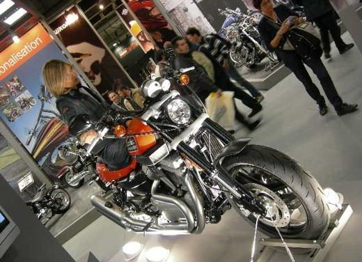 Harley Davidson all'EICMA 2007 - Foto 10 di 13