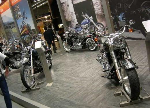 Harley Davidson all'EICMA 2007 - Foto 12 di 13