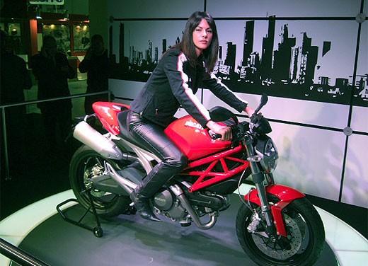 Ducati all'EICMA 2007 - Foto 6 di 15