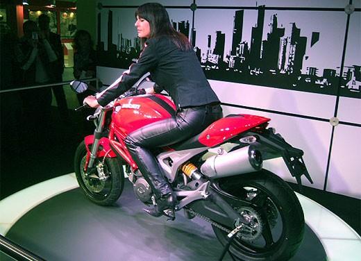 Ducati all'EICMA 2007 - Foto 7 di 15