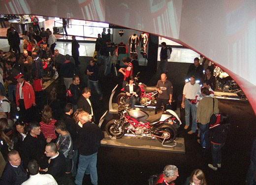 Ducati all'EICMA 2007 - Foto 8 di 15