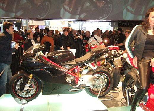 Ducati all'EICMA 2007 - Foto 9 di 15
