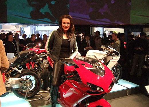 Ducati all'EICMA 2007 - Foto 10 di 15