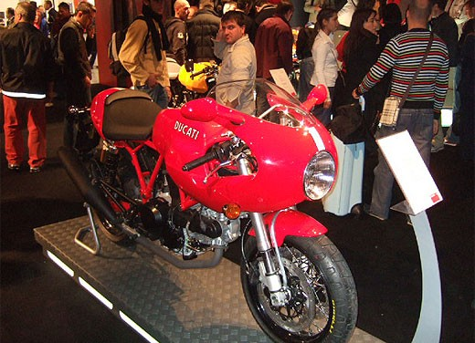 Ducati all'EICMA 2007 - Foto 12 di 15