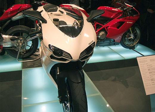 Ducati all'EICMA 2007 - Foto 13 di 15