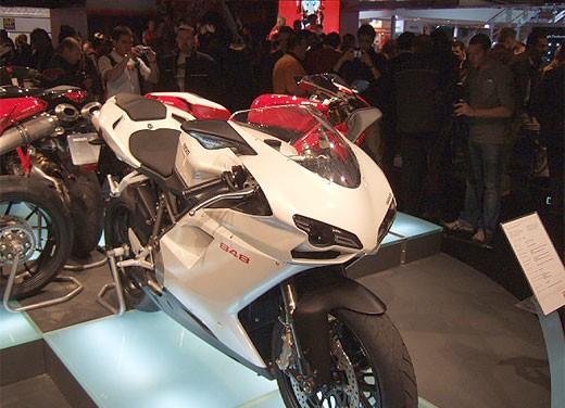 Ducati all'EICMA 2007 - Foto 14 di 15