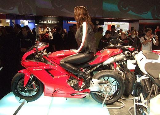 Ducati all'EICMA 2007 - Foto 4 di 15