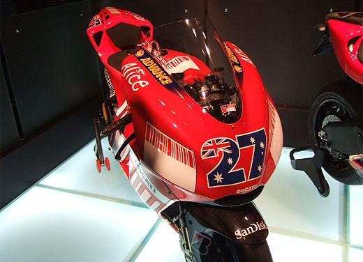 Ducati all'EICMA 2007