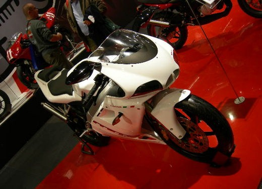 Cagiva all'EICMA 2007