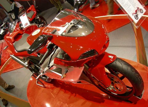 Cagiva all'EICMA 2007 - Foto 4 di 13