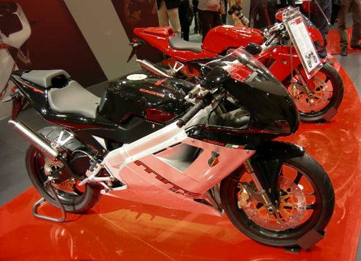 Cagiva all'EICMA 2007 - Foto 6 di 13