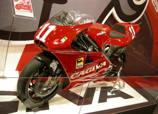 Cagiva all'EICMA 2007 - Foto 7 di 13