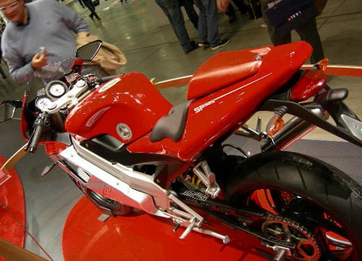 Cagiva all'EICMA 2007 - Foto 8 di 13