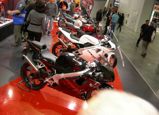 Cagiva all'EICMA 2007 - Foto 9 di 13