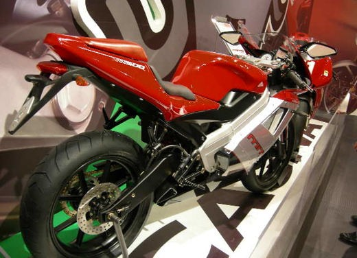 Cagiva all'EICMA 2007 - Foto 11 di 13