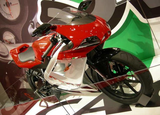 Cagiva all'EICMA 2007 - Foto 12 di 13
