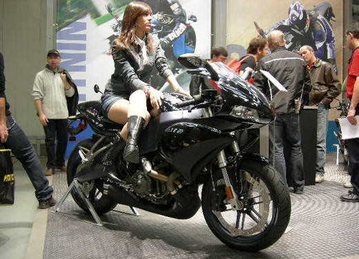 Buell all'EICMA 2007 - Foto 4 di 14