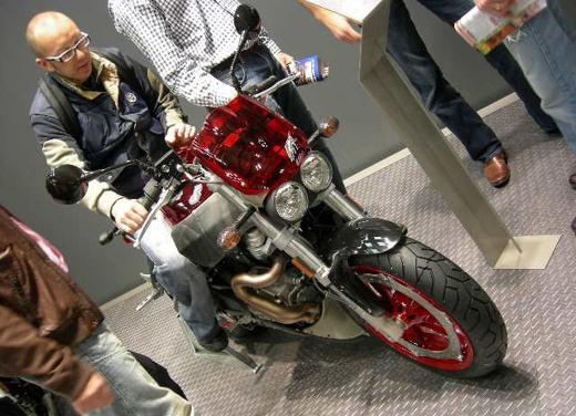 Buell all'EICMA 2007 - Foto 7 di 14