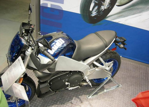 Buell all'EICMA 2007 - Foto 8 di 14