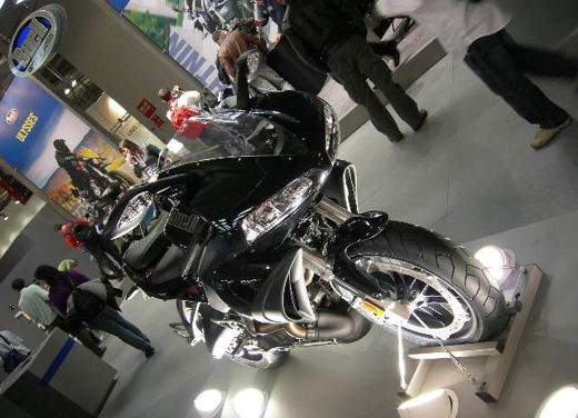 Buell all'EICMA 2007 - Foto 9 di 14
