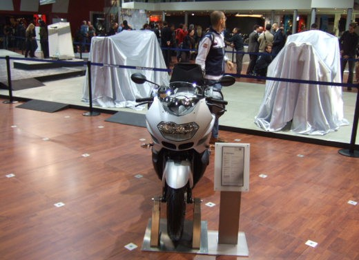 BMW all'EICMA 2007 - Foto 3 di 14