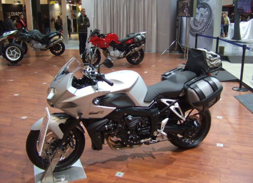 BMW all'EICMA 2007 - Foto 11 di 14