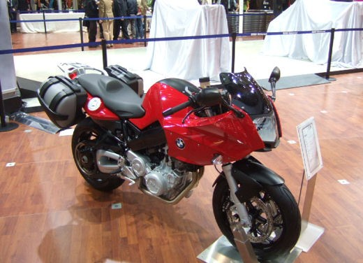 BMW all'EICMA 2007 - Foto 12 di 14