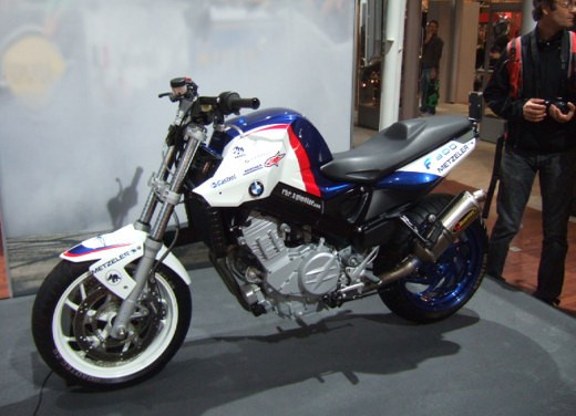 BMW all'EICMA 2007 - Foto 7 di 14