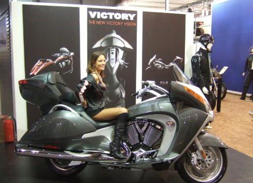 Victory all'EICMA 2007 - Foto 5 di 9