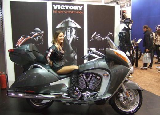 Victory all'EICMA 2007 - Foto 6 di 9
