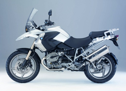 Ultimissime: BMW R 1200 GS