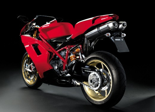 Ultimissime: Ducati 1098 'Best  Bike of the Year' - Foto 5 di 7