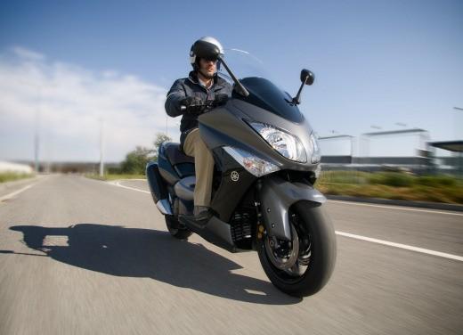 Yamaha T-Max 500 2009 - Foto 4 di 16