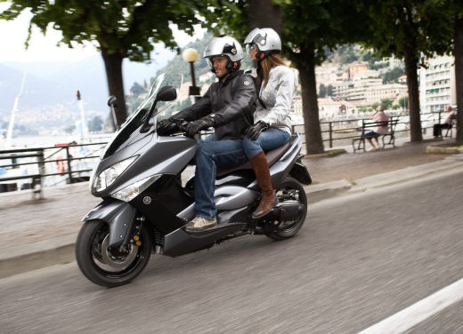 Yamaha T-Max 500 2009 - Foto 8 di 16