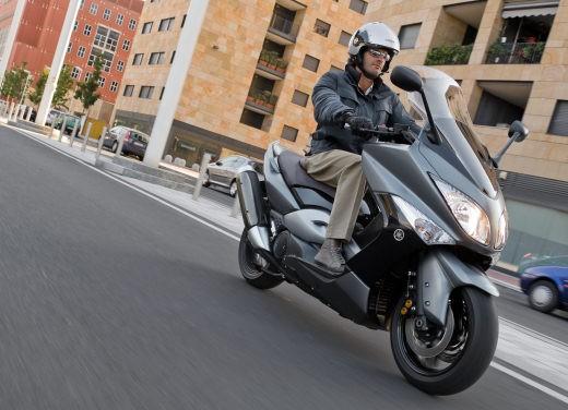 Yamaha T-Max 500 2009 - Foto 9 di 16