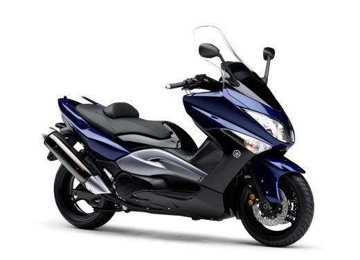 Yamaha T-Max 500 2009 - Foto 11 di 16
