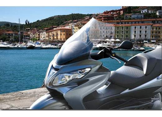 Promozioni Suzuki Gladius e Burgman 400
