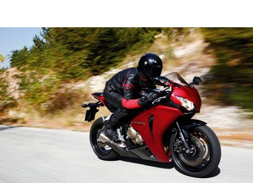 Honda moto novità 2008 - Foto 7 di 20