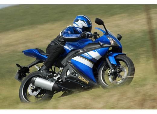 Yamaha novità 2008 - Foto 16 di 18