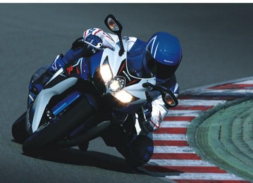 Suzuki moto novità 2008 - Foto 1 di 11