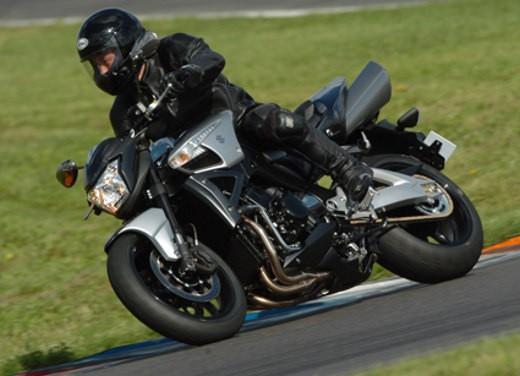 Suzuki moto novità 2008 - Foto 2 di 11