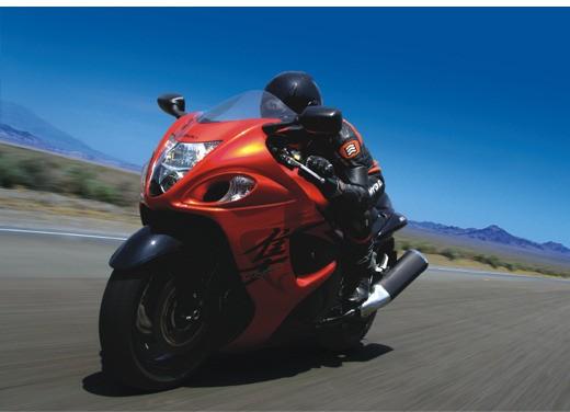 Suzuki moto novità 2008 - Foto 5 di 11