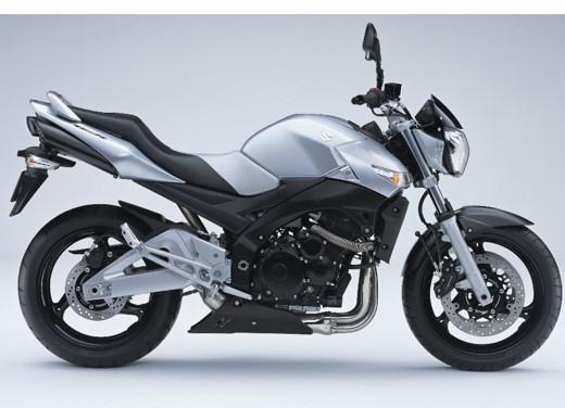 Suzuki moto novità 2008 - Foto 8 di 11
